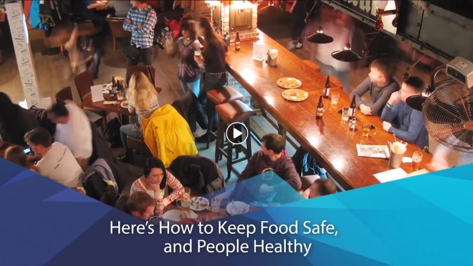 How to keep food safe and people healthy